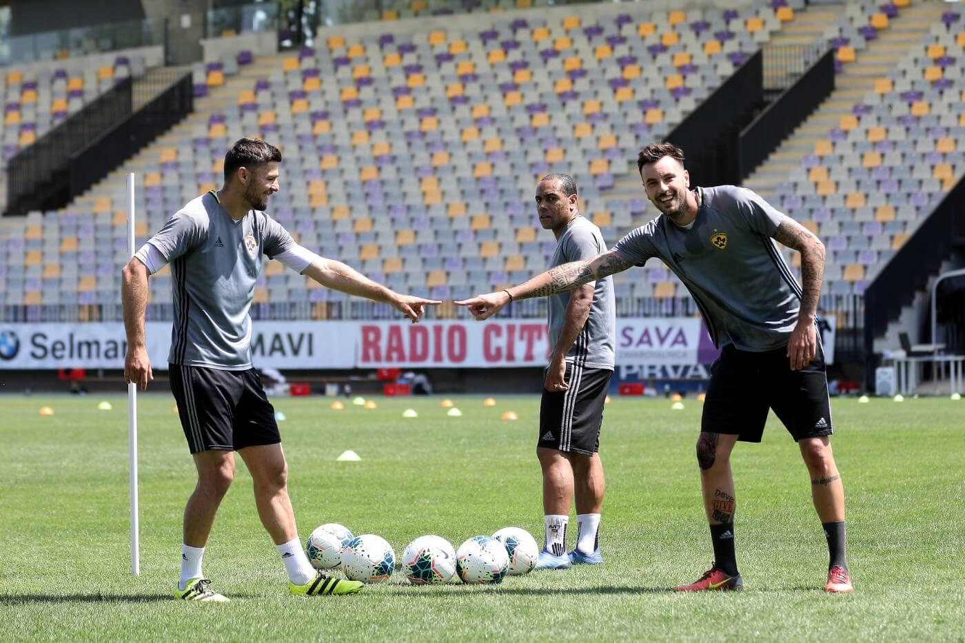 Prvi trening NK Maribora po koronavirusu | Net TV online